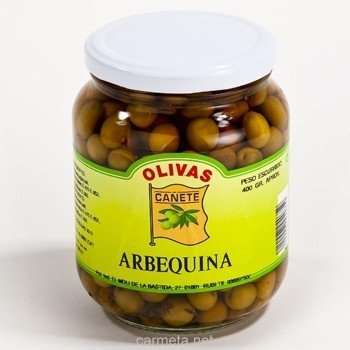 Olives arbequina