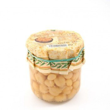 Cigrons al natural Extra Camporel (340 g)