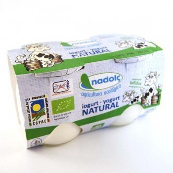 Iogurt natural Nadolç (2x125 g)