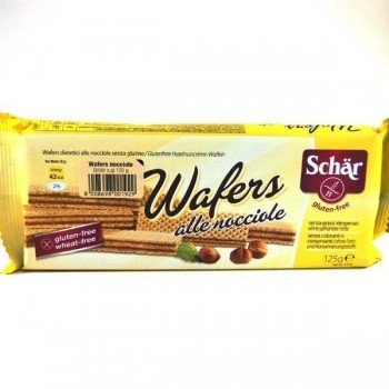 Wafer d'avellana Shar