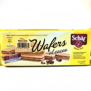 Wafer de cacao Shar