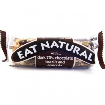 Barretes de cereals xocolata negra Eat Natural